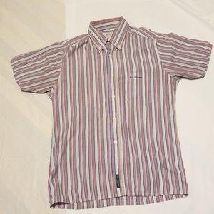 Ben Sherman men short sleeve shirt size small